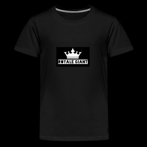 T-shirt Royale Giant - Teenager Premium T-shirt