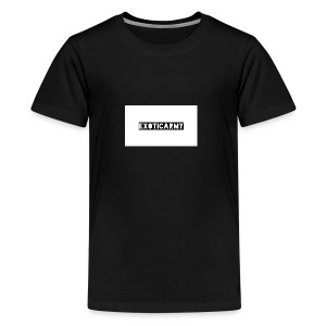 ExoticArmy - Teenager Premium T-Shirt
