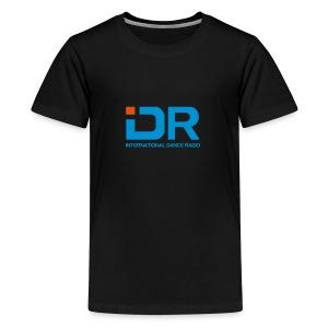 International Dance Radio - Camiseta premium adolescente