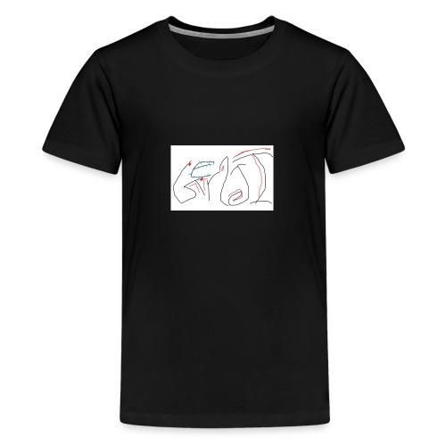 Genji - Teenage Premium T-Shirt