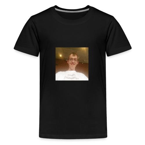 Troels Trussetyv - Teenager premium T-shirt