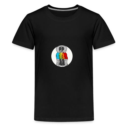 Roygbiv - Teenage Premium T-Shirt