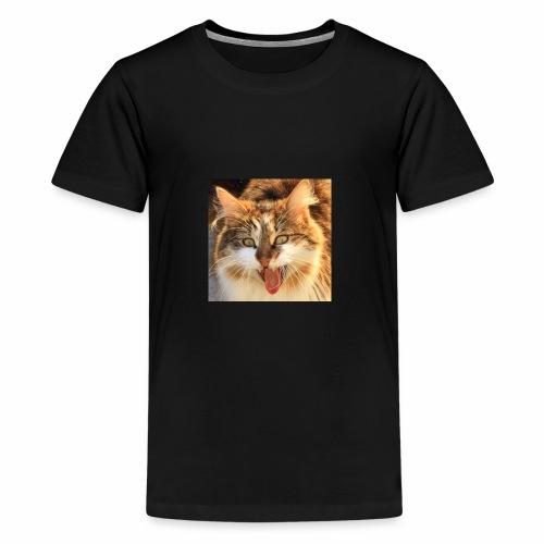 Batcat - Teenage Premium T-Shirt