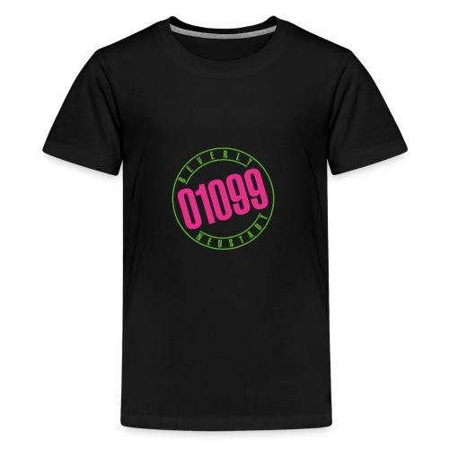 01099 Beverly Neustadt - Teenager Premium T-Shirt