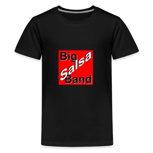 bsblogo groot - Teenager Premium T-shirt