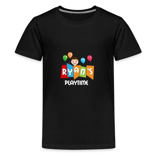 Playtime with Ryan - Teenage Premium T-Shirt