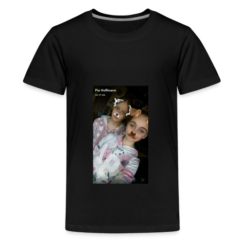 lisa und pia-pb - Teenager Premium T-Shirt