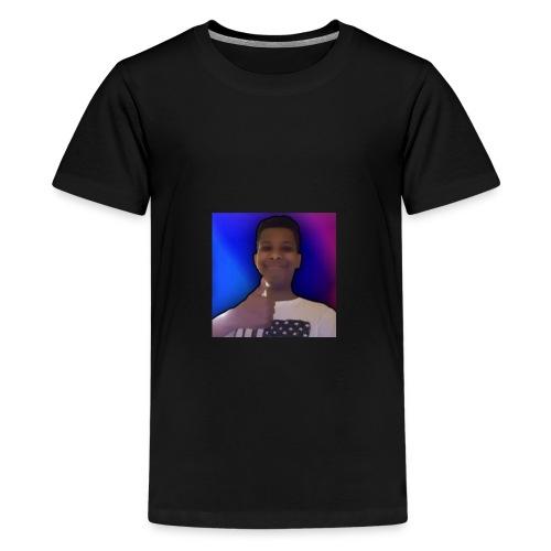 hirkoGamer - Premium T-skjorte for tenåringer