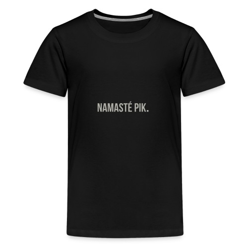 Namasté pik. - mannen - Teenager Premium T-shirt