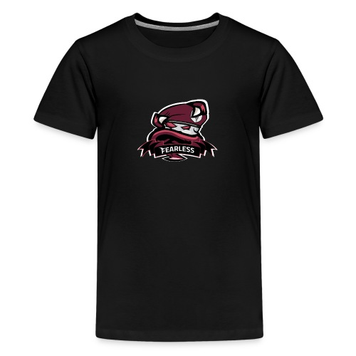 Logo Chaine Fearless TM - T-shirt Premium Ado