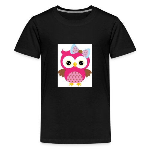 Eulenprints - Teenager Premium T-Shirt