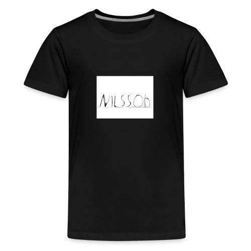 J.nilsson - Premium-T-shirt tonåring