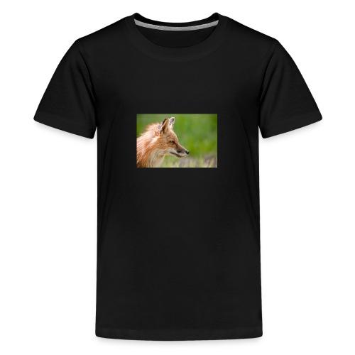 Cute fox - Teenage Premium T-Shirt