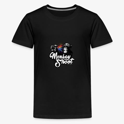 MonkeyShoot Photography - Camiseta premium adolescente