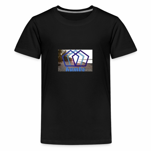 King Kambo Beach - Teenager Premium T-Shirt