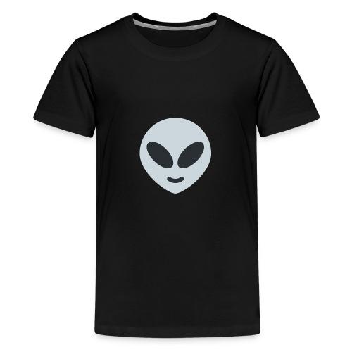 Alien Gray - Camiseta premium adolescente