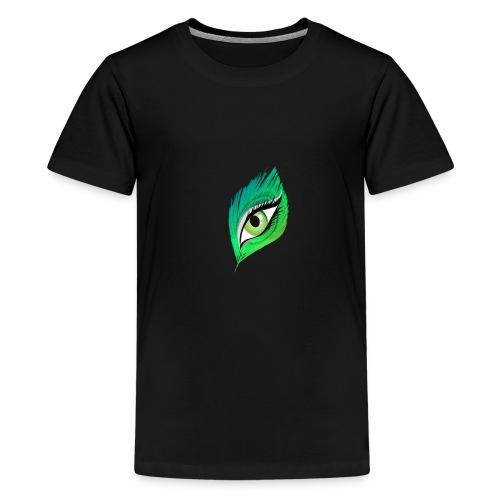 oko - Koszulka młodzieżowa Premium