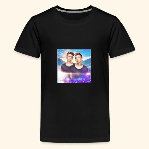 mmfilmen - Premium T-skjorte for tenåringer
