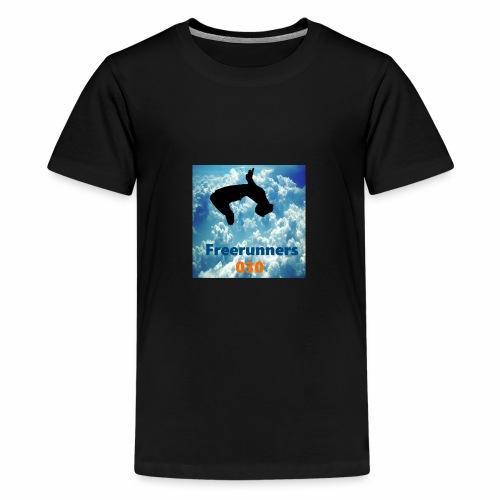 Freerunners030 - Teenager Premium T-shirt