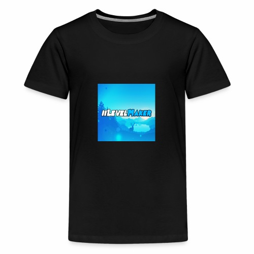 My YT Icon - Premium-T-shirt tonåring