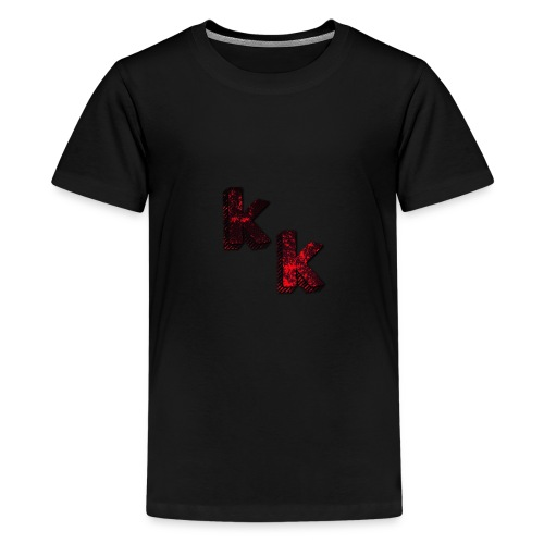 Kool Kimo Merch - Teenage Premium T-Shirt
