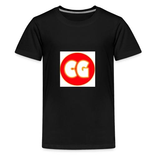 IMG 0018 - Teenager Premium T-shirt