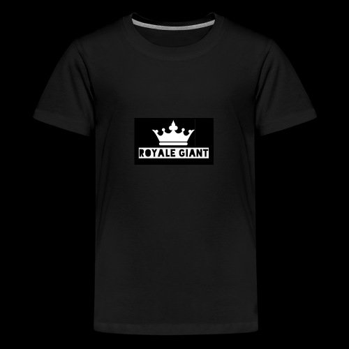 T-shirt Royale Giant - Teenager Premium T-shirt