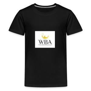 F35A24ED 9291 4792 9C27 8A96B32040B6 - Premium-T-shirt tonåring