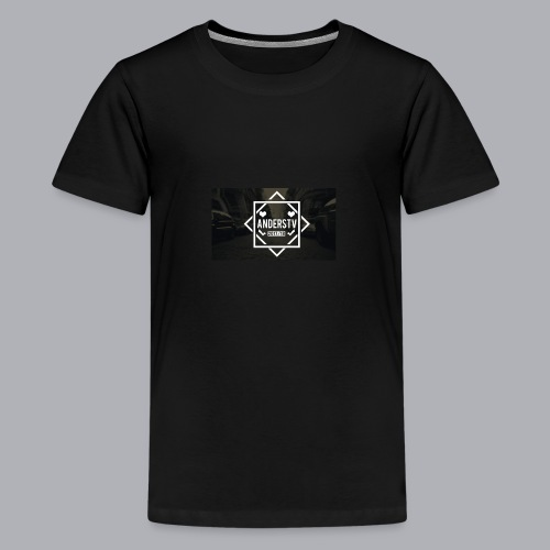 Anders Logo - Teenager Premium T-Shirt