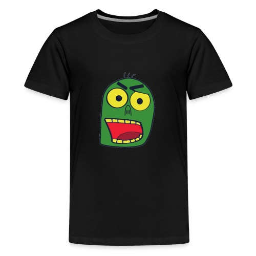 zombiekopf - Teenager Premium T-Shirt