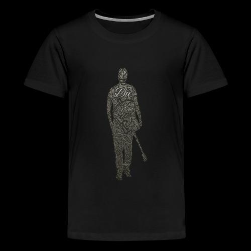 sascha - Teenager Premium T-Shirt