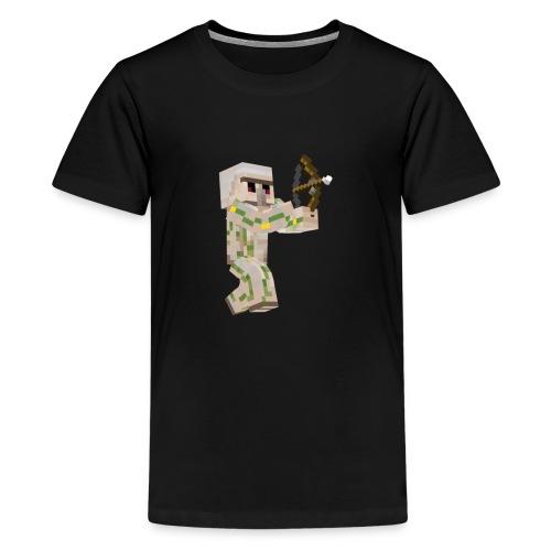 Bow Shooter - Premium-T-shirt tonåring