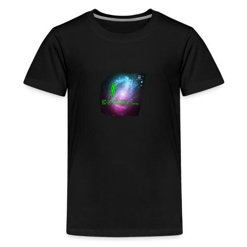 player_start - Teenager premium T-shirt
