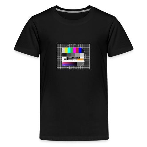 Nothing to see here - Teinien premium t-paita