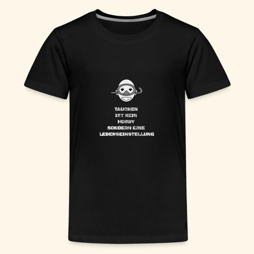 TAUCHEN T-Shirt Pullover Hoodie - Teenager Premium T-Shirt