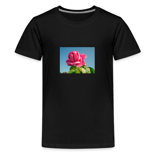 rose - T-shirt Premium Ado