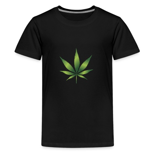 cannabisshirt - Teenager Premium T-Shirt