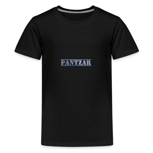 Pantzar - Premium-T-shirt tonåring