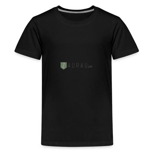 Zaurau com - T-shirt Premium Ado