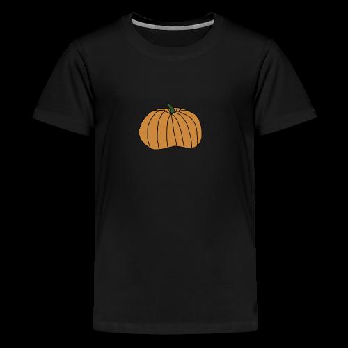 Gresskar Halloween Collection - Premium T-skjorte for tenåringer