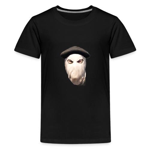 Cs:Go T face - Premium-T-shirt tonåring