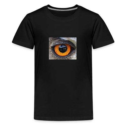 ojonaranja - Camiseta premium adolescente