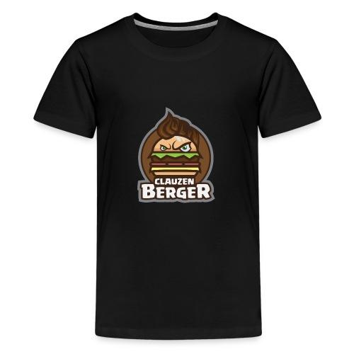 ClauZenberger BergerMan Logo - Teenager premium T-shirt