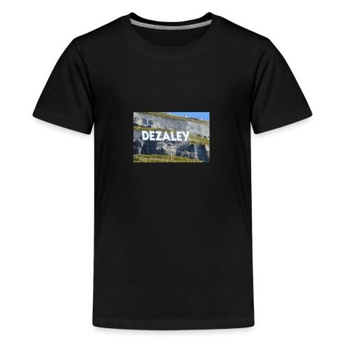 My land - Premium-T-shirt tonåring