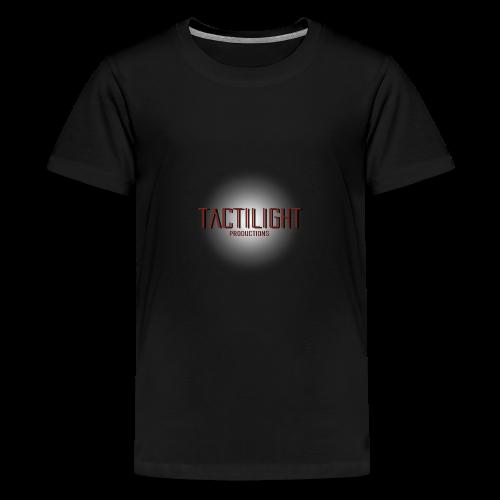 Tactilight Logo - Teenage Premium T-Shirt