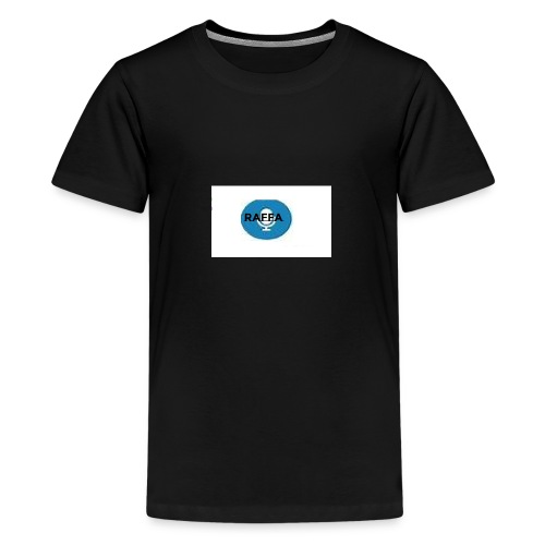 Raffa2 - Teenager Premium T-Shirt