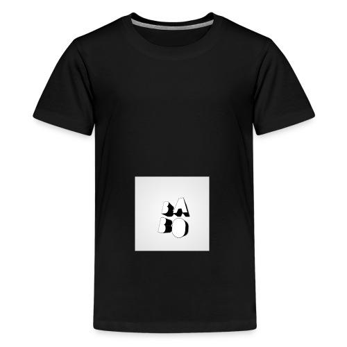 Babobo's neuer merch - Teenager Premium T-Shirt