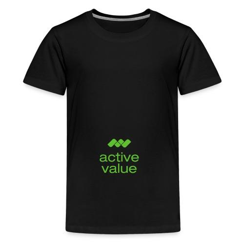 av logo - Teenager Premium T-Shirt
