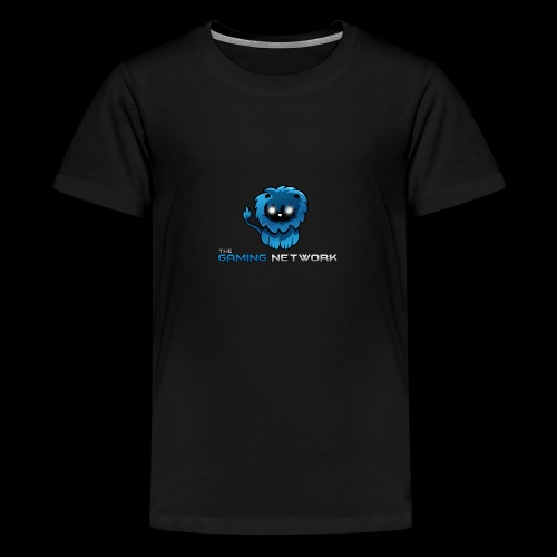 The Gaming Network - Teenager Premium T-Shirt