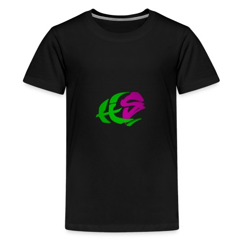 HyperLogog - Teenager Premium T-Shirt